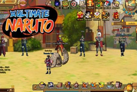 Ultimate Naruto Community