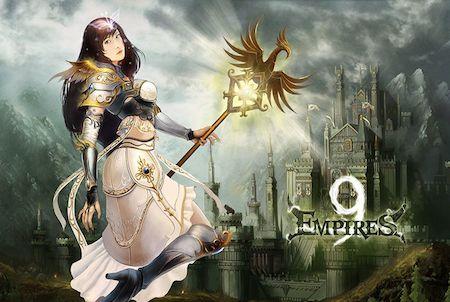 Charakter aus 9 Empires