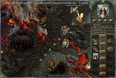Dungeon aus 9 Empires