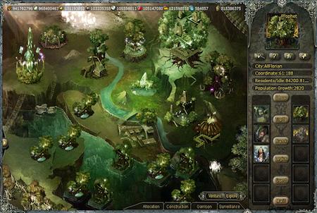 9 Empires Gameplay