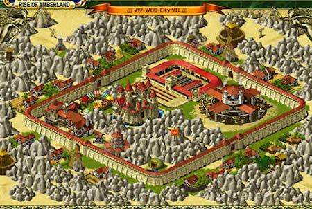 1100AD Festung