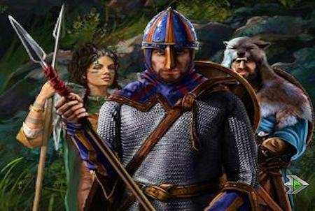 Ritter bei 1100AD