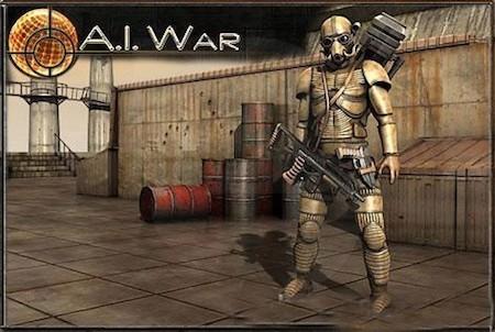 A.I. War Krieger