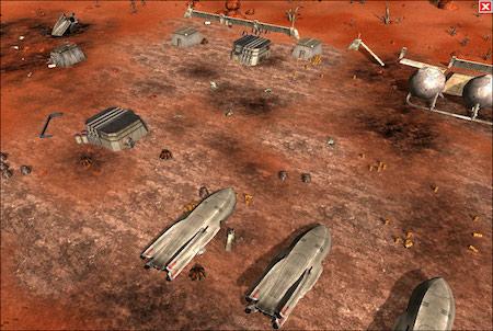 A.I. War - der rote Planet
