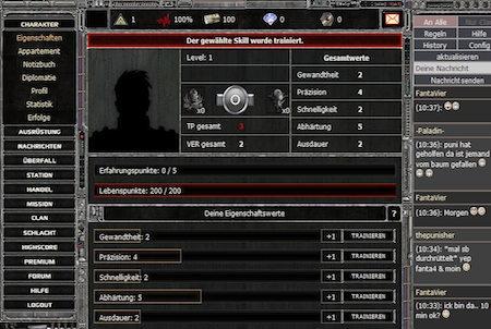 A.I. War Skilltraining