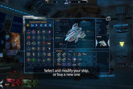 Andromeda 5 Schiffserweiterungen