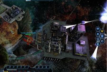 Verteidigung bei Andromeda 5