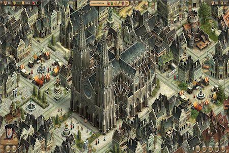 Kirche bei Anno Online