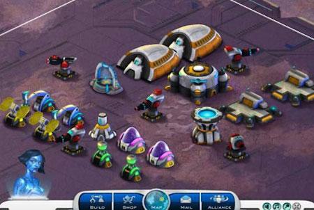 Fahrzeuge aus dem Browsergame Edgeworld
