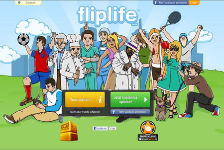 Fliplife Login