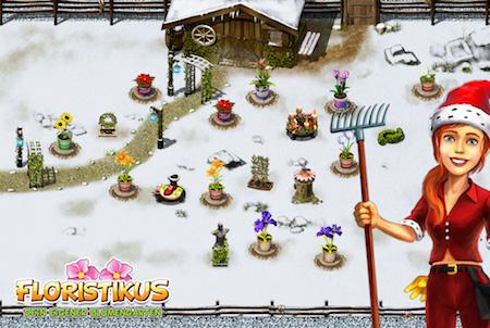 Floristikus im Winter