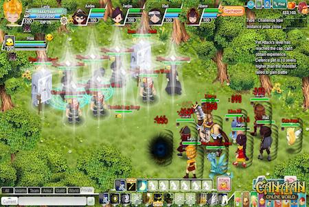 Canaan Teamfight