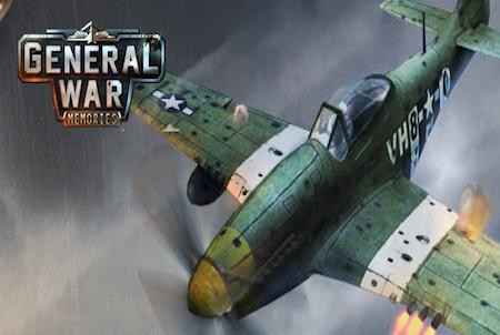 Bomber aus General War