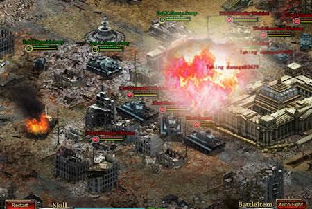 General War Schlacht