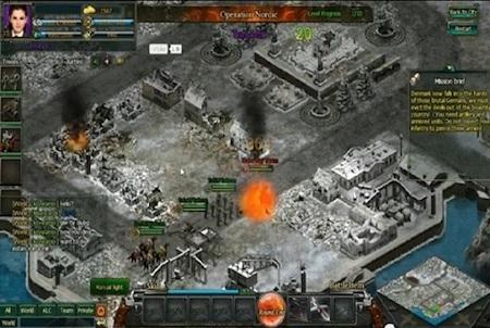 General War Kriegsszenario