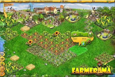Feld bei Farmerama