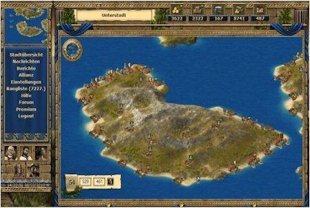 Grepolis Insel