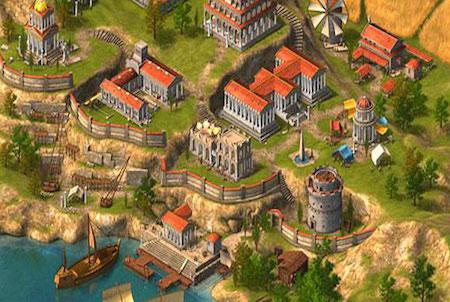 Grepolis kleiner Hafen