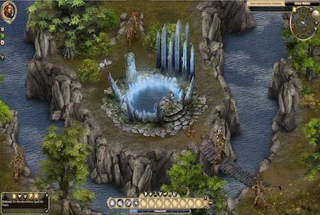 Herokon Online Brunnen