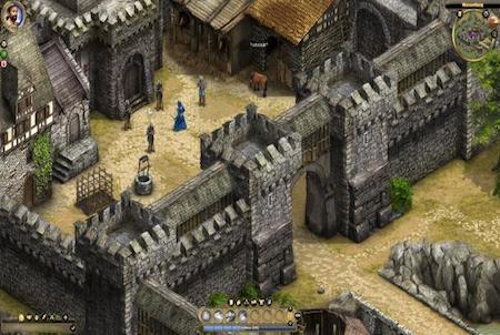 Herokon Online Burg