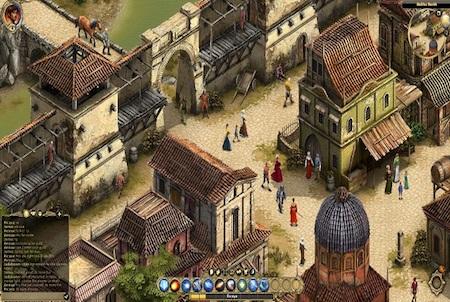 Herokon Online Stadt
