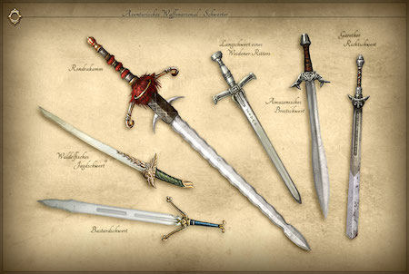 Herokon Online Waffen