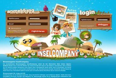 Insel Company Login