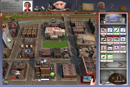 Kapi Hospital Stadtansicht