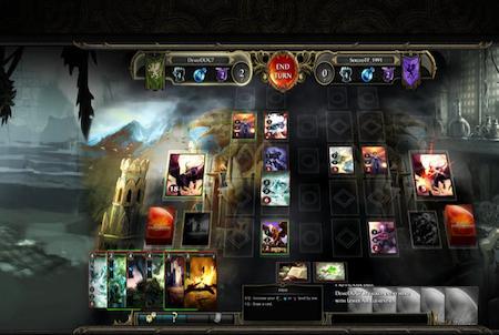 MagicDuel Gameplay