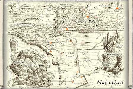 MagicDuel Karte