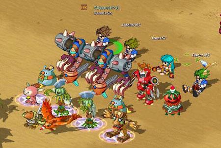 Mixmaster Teamfight