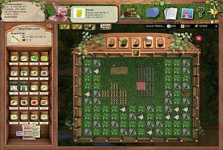 My Free Farm Pflanzen