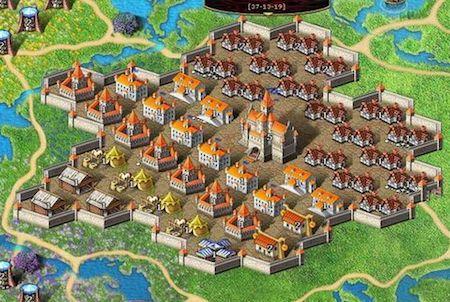 My Lands Burgmauern