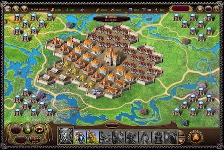 My Lands kleine Burg