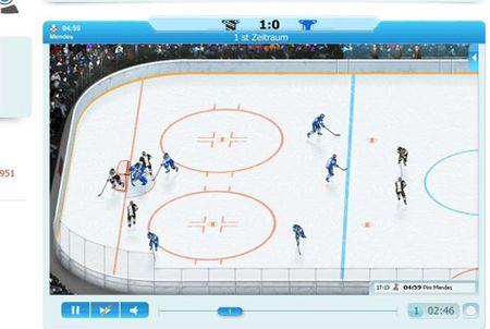 Ice Kings weitere Spielszene