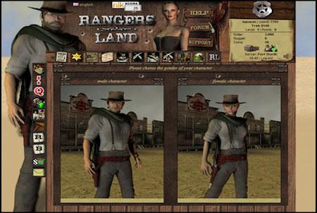 Rangersland Duell