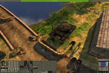 Jagged Alliance Panzer