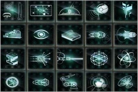 Space Pioneers 2 Elemente