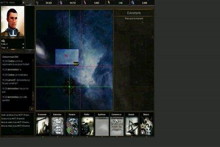 Space Pioneers 2 Radar