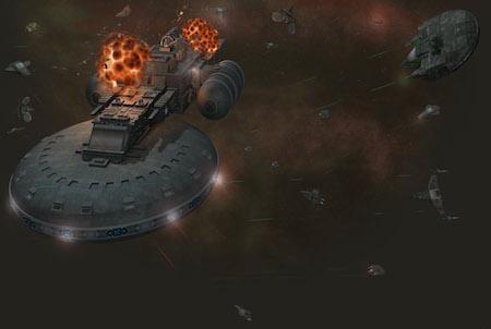 NoNameGame intergalaktischer Krieg
