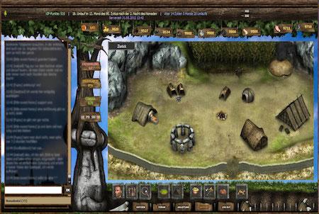 SteinZeitSpiel 2 Lager