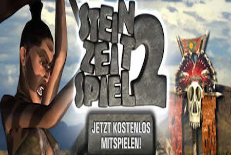 SteinZeitSpiel 2 Login
