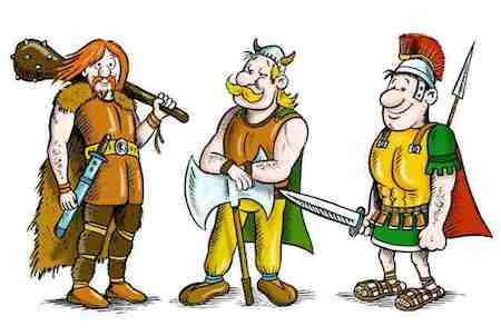 Travian Charaktere