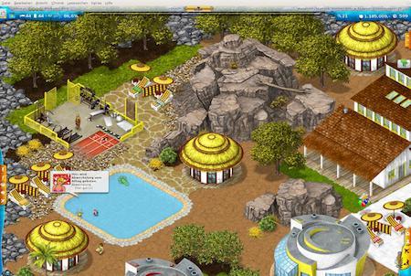 Browsergame Wewaii Ferienanlage