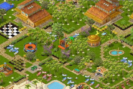 Browsergame Wewaii Urlaubsdomizil