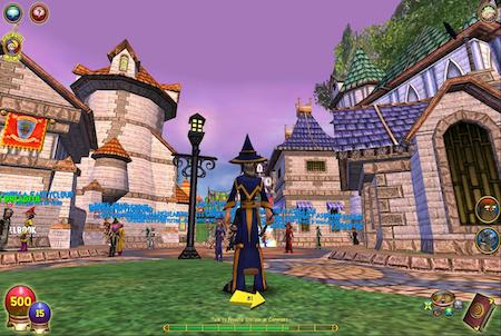 Wizard101 Charakter