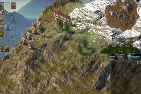 Hill Empire Alpensiedlung