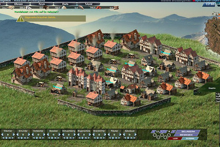 Hill Empire Stadt