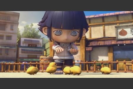 Pockie Ninja Spielfigur