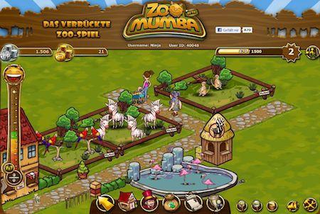 ZooMumba erste Schritte
